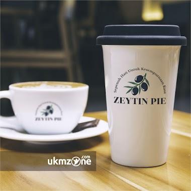 Redesain Logo UMKM Kuliner Zeytin Pie