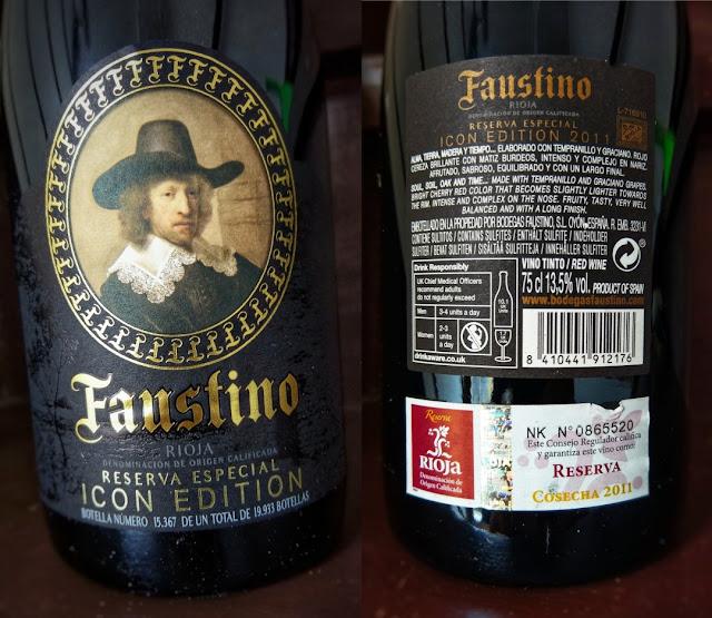 Faustino Icon Edition