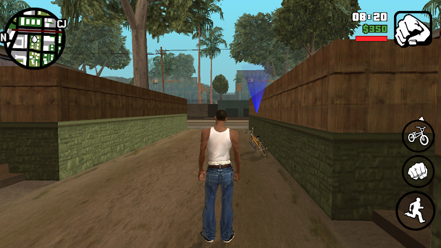 How to download Gta San Andreas Lite APK+DATA 390MB - Android for