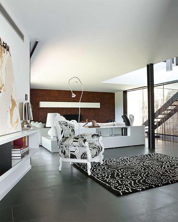 Una Casa Contemporánea Con Espíritu Vacacional, Diseñada