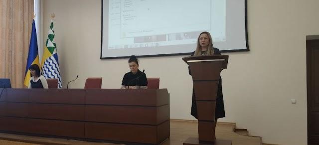 В Українці до Міжнародного дня рідної мови відбувся огляд-конкурс читців