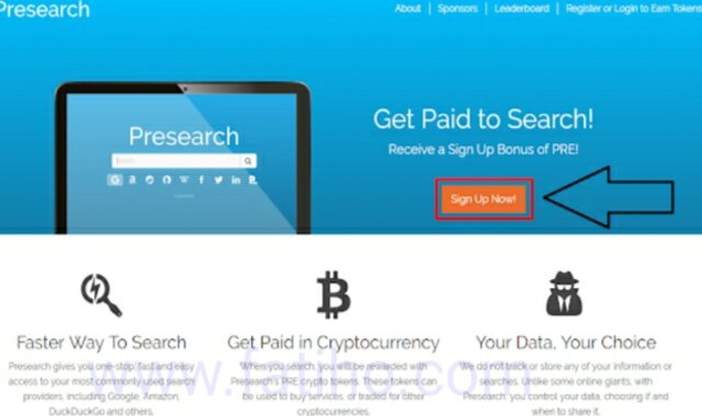 ربح المال من محرك البحث جوجل