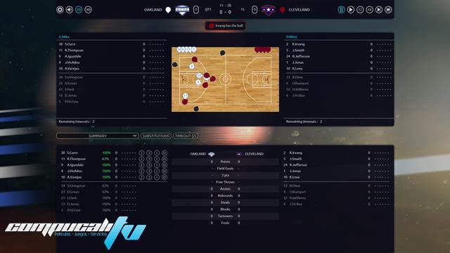 Pro Basketball Manager 2017 PC Full Español