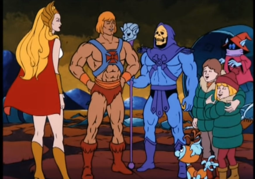 He Man She Ra Christmas Special.A Very Special Episode Avsepod Episode 62 He Man She Ra