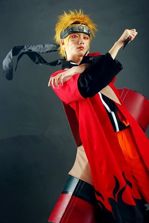 Naruto Costume: Naruto Shippuden: Uzumaki Naruto Cosplay