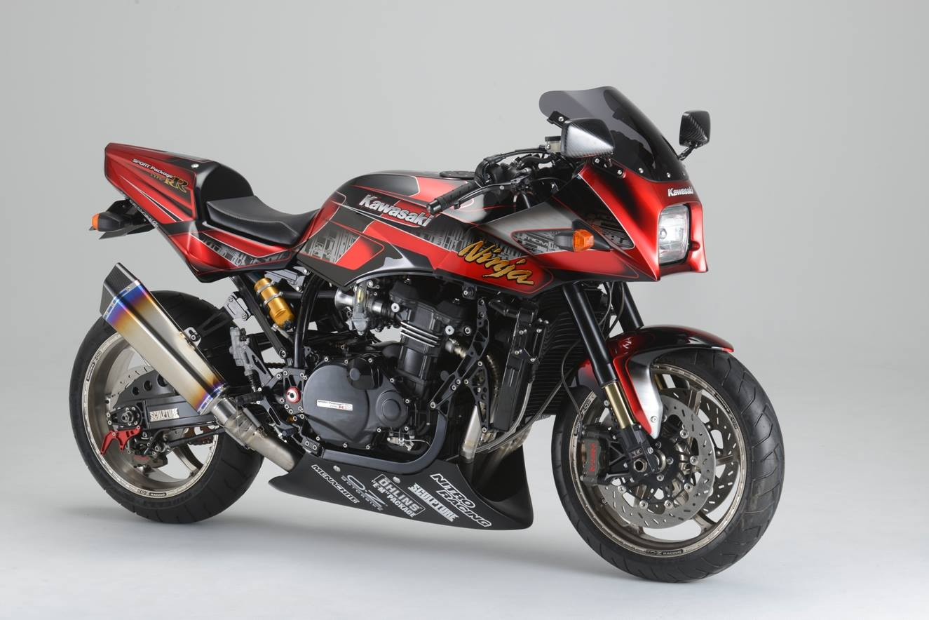 hight resolution of kawasaki gpz 900 r rcm 384 sport package type rr by sanctuary tokyo west