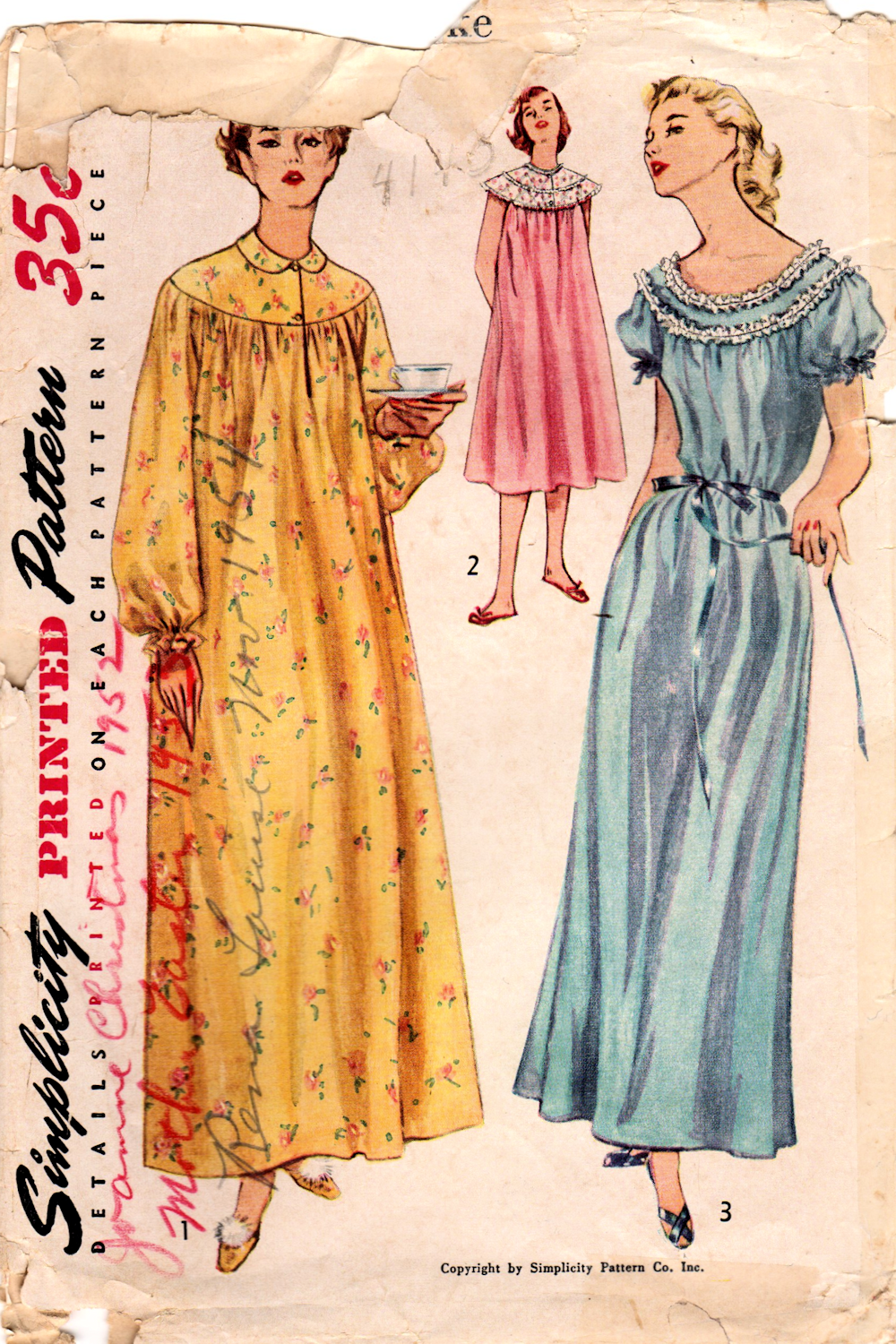 The Midvale Cottage Post: Scraps from the Past: A 1950s Flannel ...