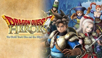 Download Game Dragon Quest Heroes Slime Edition PC