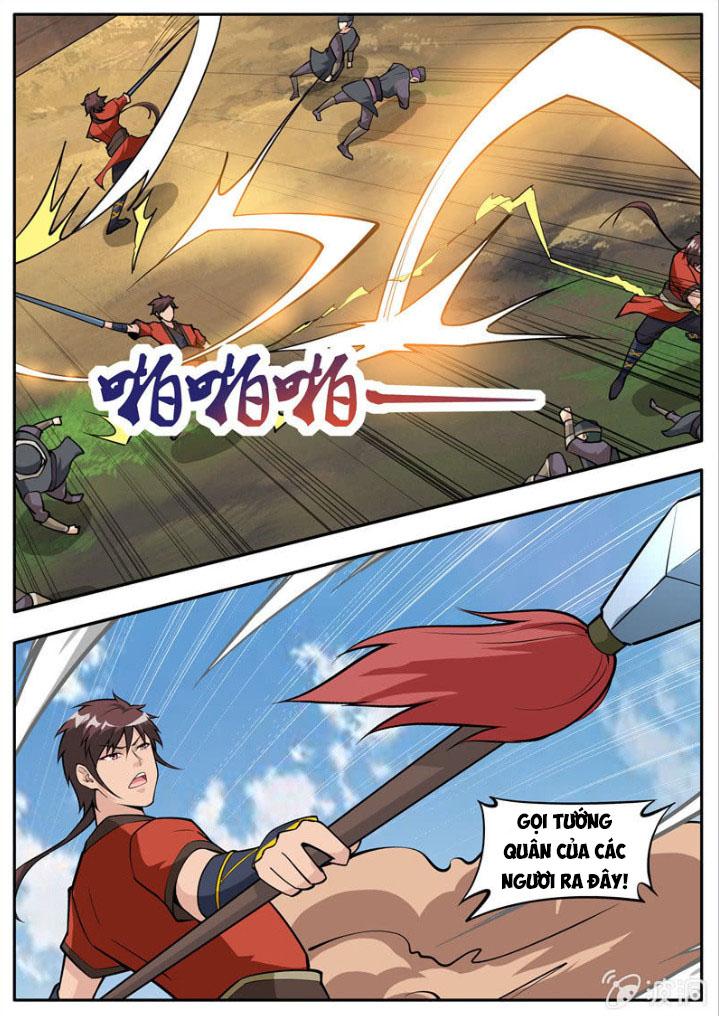 Đại Kiếm Thần chap 236 - Trang 1