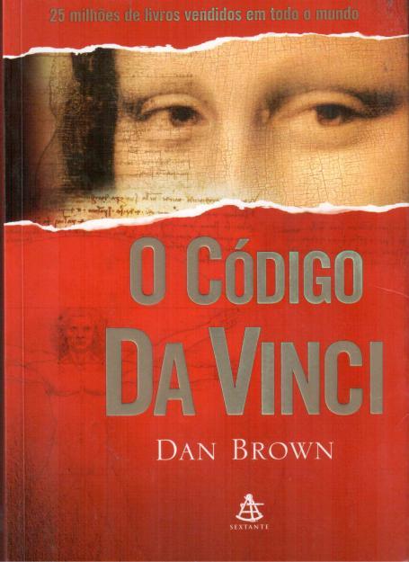 O Código Da Vinci ~ eBook Grátis!