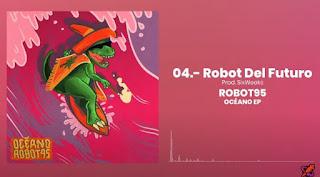 LETRA Robot Del Futuro Robot95