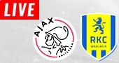 Ajax Amsterdam LIVE STREAM streaming