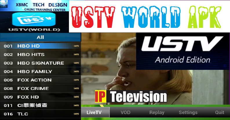 Download USTV(World) StreamZ (Pro) IPTV Apk For Android Streaming World Live Tv ,Sports,Movie on Android      Quick USTV(World) StreamZ (Pro)IPTV Android Apk Watch World Premium Cable Live Channel on Android
