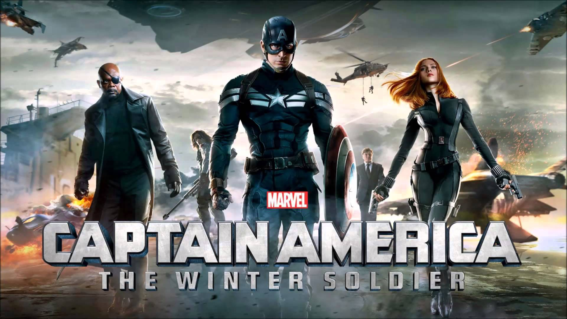 Captain America - The Winter Soldier 2014 Dubbed In Hindi