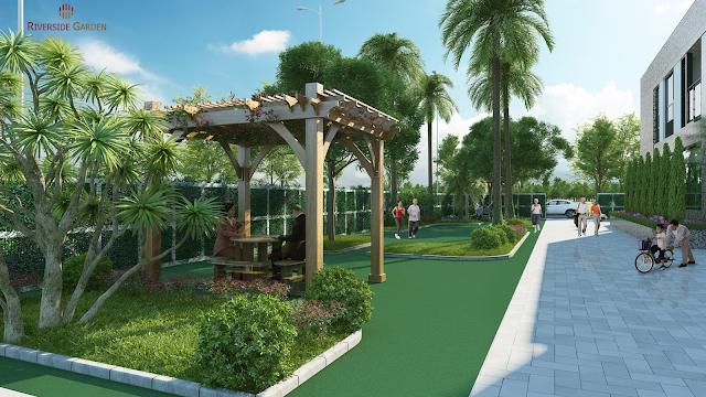 Xung quanh dự án Riverside Garden Vũ Tông Phan