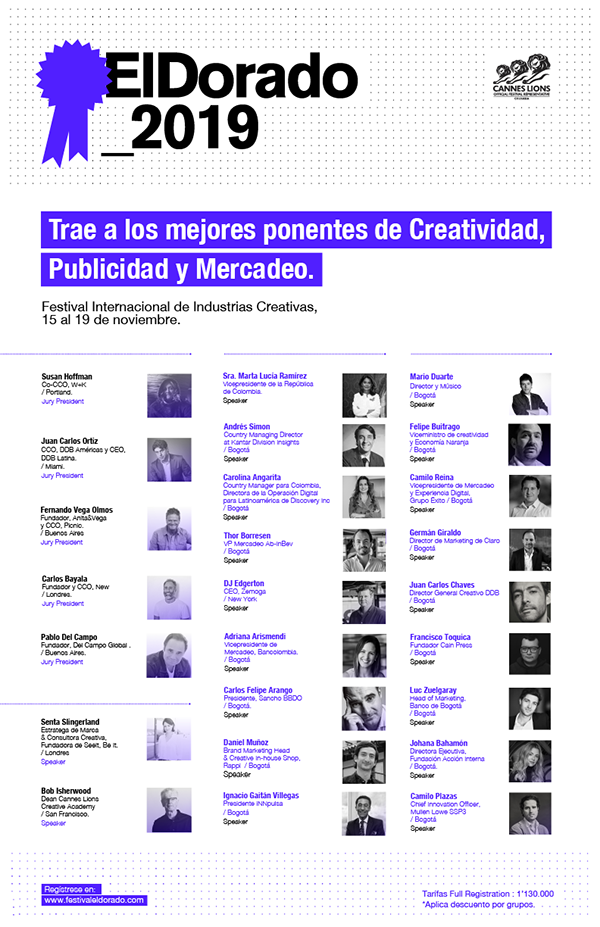 Leyendas-marketing-publicidad-Colombia-agenda-Festival-ElDorado