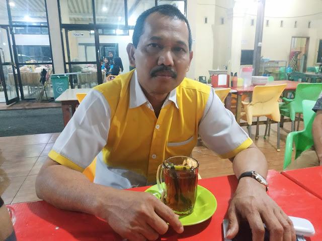 Andi Idris Alang Mengakui Kepemimpinan Andi Akbar Yahya Sebagai Ketua DPRD Bone
