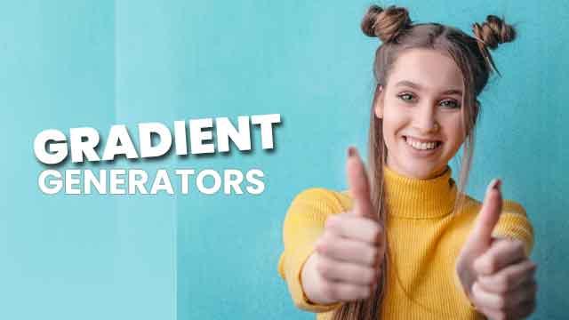 Best CSS Gradient Generators