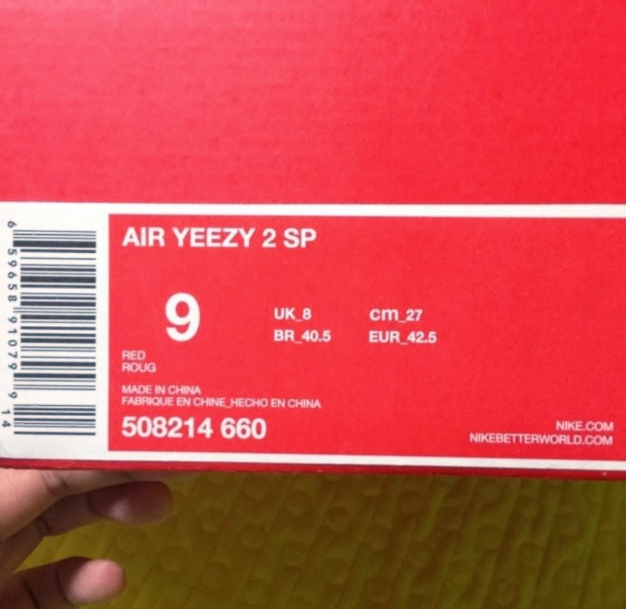 6c235a7722953 Here is some amazing Detailed Images via ZYN0210 of The Nike Air Yeezy 2
