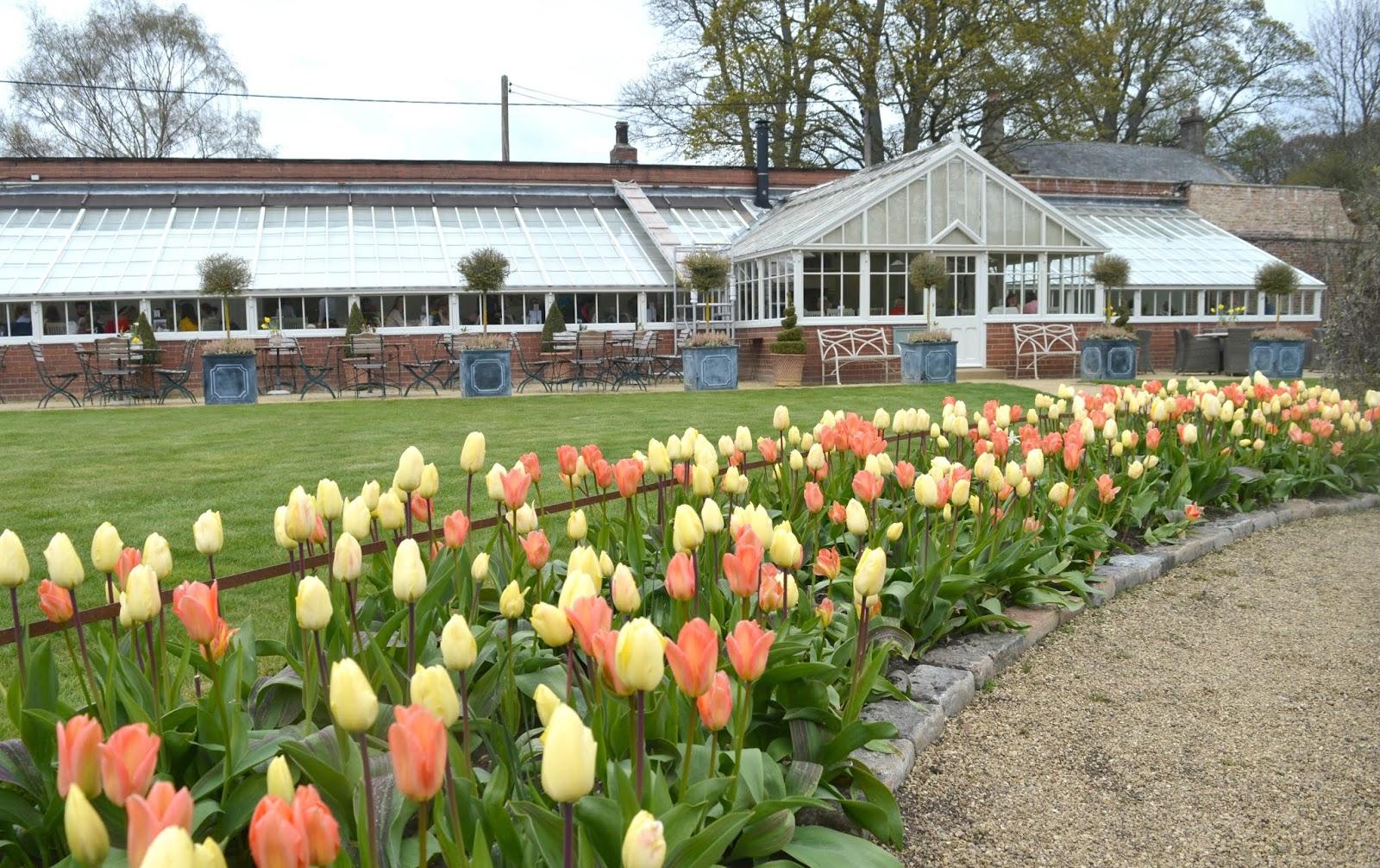 Bradley Gardens Wylam Cafe