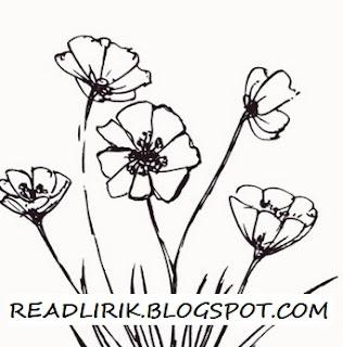 Lirik Lagu Ara Johari - Bunga