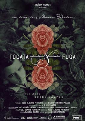 Tocata e Fuga - Os Dias de Mário Cláudio (2016) de  Jorge Campos