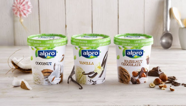 vegan ice cream brands uk