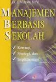Buku Manajemen Berbasis Sekolah