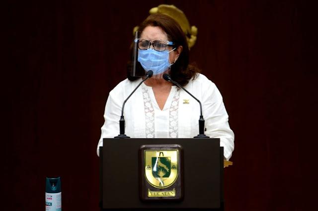 diputada de Movimiento Ciudadano, Silvia América López Escoffié