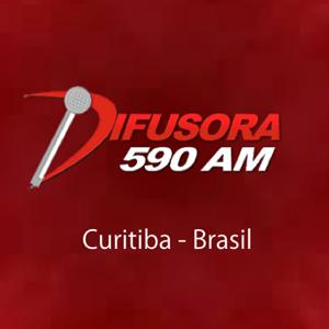 Ouvir agora Rádio Difusora 590 AM - Curitiba / PR