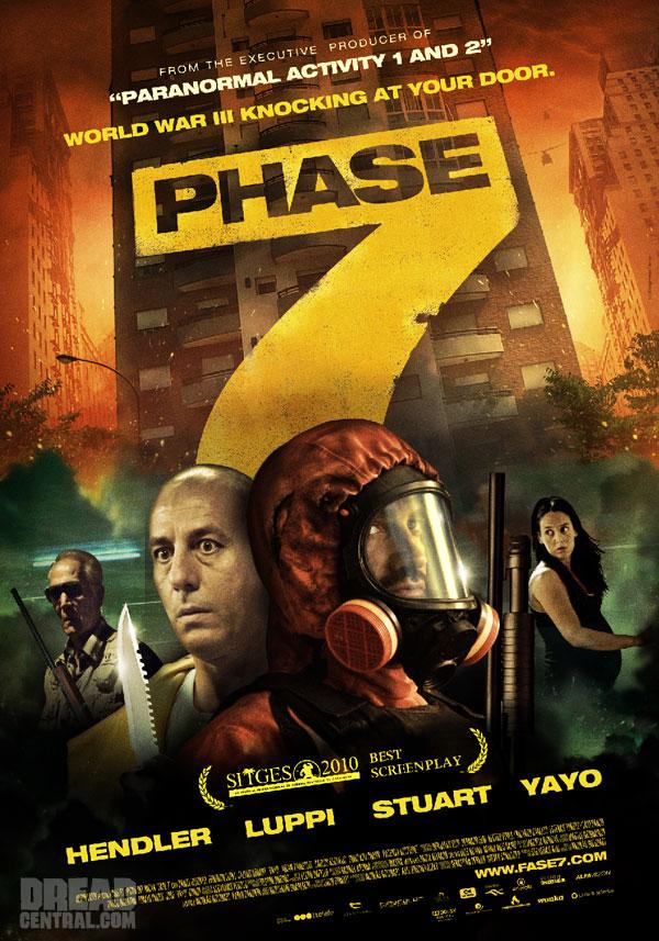 Fase 7 [Phase 7] DVDRip [Español Latino] Accion [Descargar]