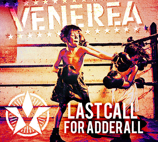 Skatepunkers Exclusive: Venerea stream new song 'The Final Wall'