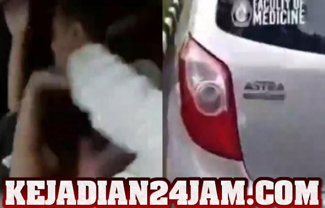 Di Semarang, Mobil Bergoyang Langsung Tancap Gas Ketika Di Ciduk Warga
