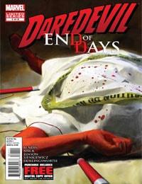 Daredevil: End of Days Comic