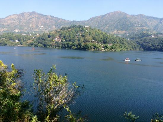 Naukuchia Lake Nainital