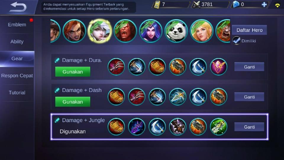 Mobile Legends: Bang Bang Build Untuk HERO dijamin GG ...