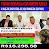 TURISMOS NA PANDEMIA - VEREADORES E PREFEITO DE CANDEIAS DO JAMARI  VÃO PASSEAR E GASTAR DINHEIRO PUBLICO EM BRASILIA