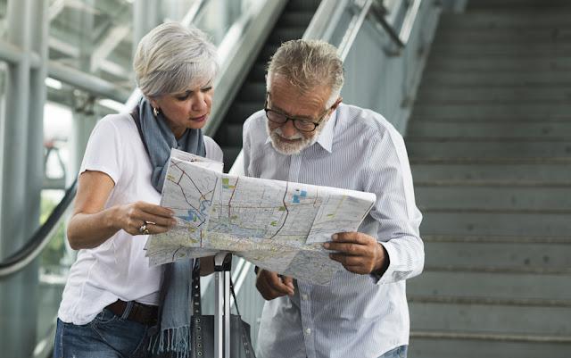 importancia de viajar en la tercera edad