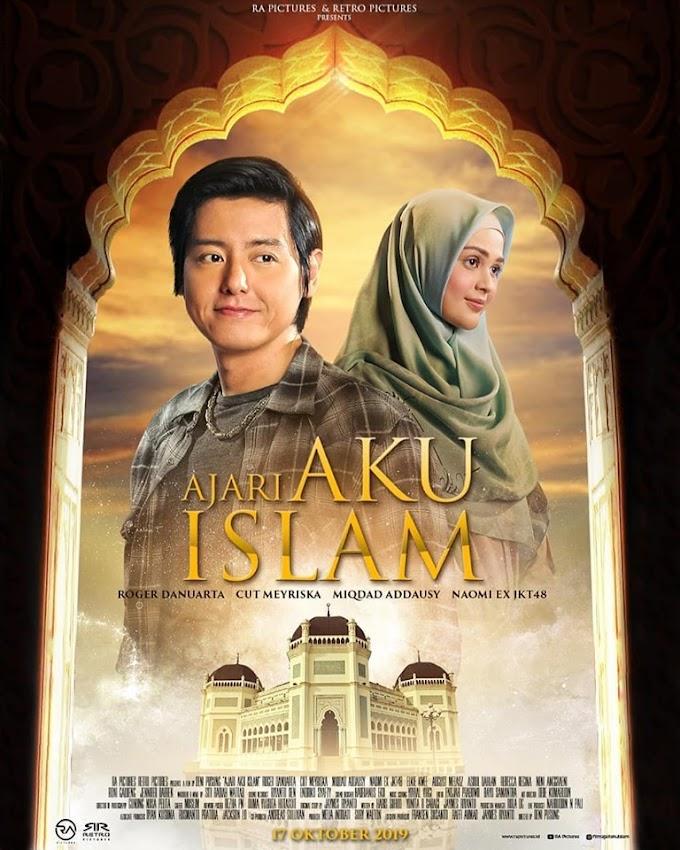 Review Filem Ajari Aku Islam