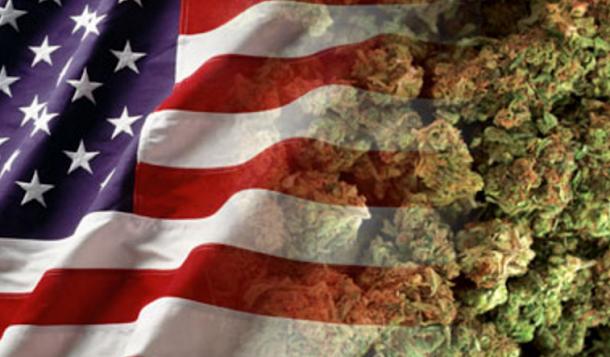 Maconha é legal em diversos territórios nos Estados Unidos