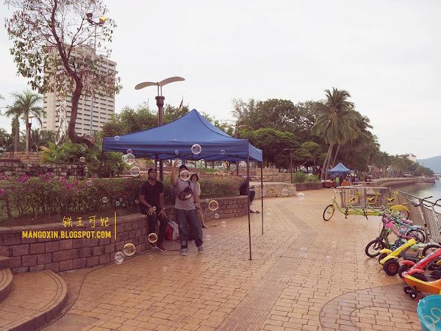 Kuantan 关丹 cafe 90 Degree Cafe & Art, kuantan river jetty bicycle