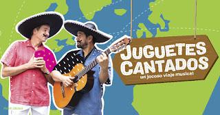 Juguetes Cantados | Teatro CASA E