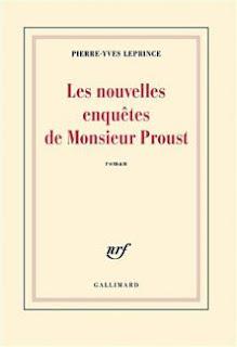 Elles Sont Bel Et Bien : elles, Impressions, Livres:, Nouvelles, Enquêtes, Monsieur, Proust,, Pierre-Yves, Leprince,, éditions, Gallimard