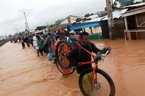 infos cyclone madagascar