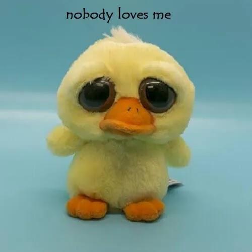 nobody loves me DP for girls