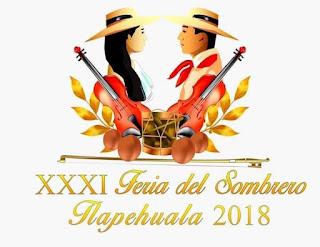 feria el sombrero tlapehuala 2018