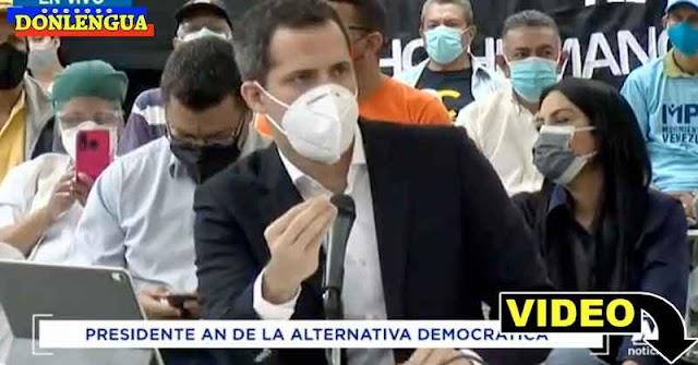Juan Guaidó se ofreció a pagar lo que falta para el COVAX