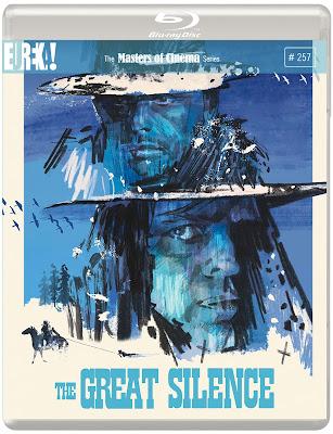 Sergio Corbucci's The Great Silence Blu-ray