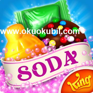 Candy Crush Soda Saga Apk v1.157.3 Mor Soda Candy Bears Hileli Mod İndir 2020