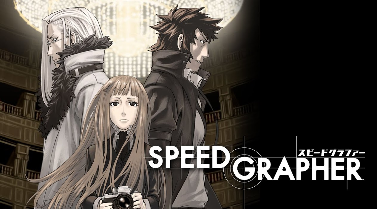 speed grapher audio latino